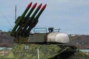 Nga: Hệ thống phòng không Buk chặn đứng loạt tên lửa hành trình của 'địch'