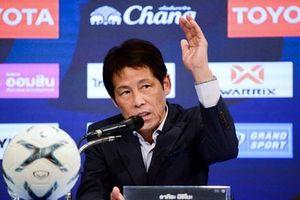 HLV Nishino sẽ sử dụng đội hình nào của Thái Lan để đấu Việt Nam?