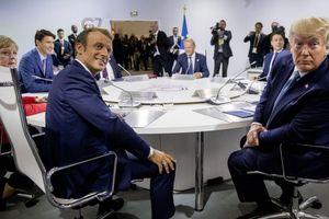 Hội nghị G7: 'Kẻ tung người hứng', Pháp – Iran chẳng làm Mỹ nao lòng