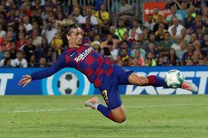 Griezmann tỏa sáng giúp Barcelona có chiến thắng đầu tiên