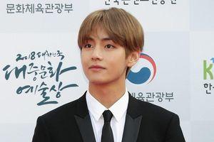 V (BTS) là nghệ sĩ Kpop đầu tiên được gửi tên lên sao Hỏa