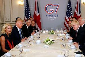 G7 mâu thuẫn chồng chất giữa khủng hoảng toàn cầu