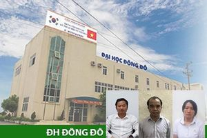 ĐH Đông Đô từng nhận nhiều bằng khen của Bộ trưởng Bộ Giáo dục