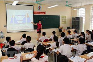 Nhiều trường học tại thị xã La Gi giáo viên không phải thu tiền