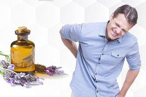 Các loại tinh dầu thiên nhiên trị đau lưng