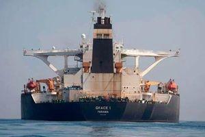 Iran bán dầu trên siêu tàu được Gibraltar thả