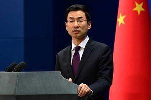 Trung Quốc lại 'mạnh miệng' phủ nhận phán quyết trên Biển Đông