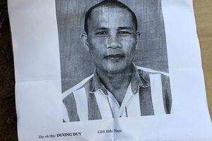 Truy nã phạm nhân hiếp dâm trẻ em trốn khỏi trại giam