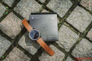 Amazfit GTR 47mm đầu tiên tại Việt Nam: pin cực trâu, thiết kế đẹp, giá 3,9 triệu đồng