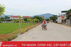 Xã nghèo ở Can Lộc phấn đấu hoàn thành 20 tiêu chí NTM