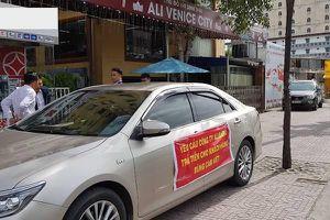 Khách hàng đến trụ sở đòi tiền, Địa ốc Alibaba lẩn tránh không giải quyết