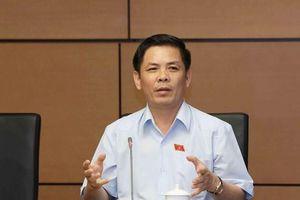 Bộ trưởng Giao thông thôi làm thành viên Ủy ban Tài chính, Ngân sách