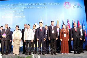 Chủ tịch Quốc hội Nguyễn Thị Kim Ngân dự Lễ khai mạc Đại hội đồng AIPA 40