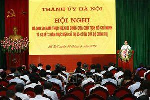 Hà Nội đưa việc học tập và làm theo Bác thành nền nếp