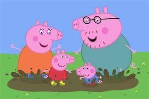 Công ty đứng sau những chú lợn Peppa Pig được mua lại với giá 4 tỷ USD