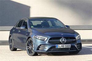 Mercedes-AMG A35 2020 có giá cao bất ngờ