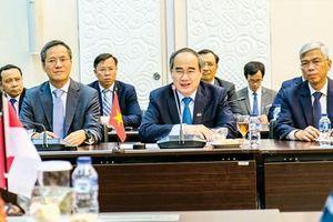 TPHCM - Indonesia kết nối tiềm năng, lợi thế