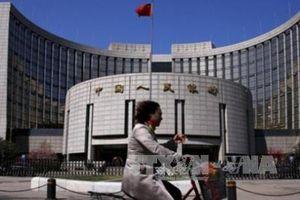 PBOC tiếp tục 'bơm' 21,25 tỷ USD cho các thể chế tài chính