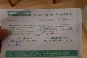 Tài xế taxi 'chặt chém' du khách Ấn Độ 1,2 triệu đồng cho quãng đường 8km