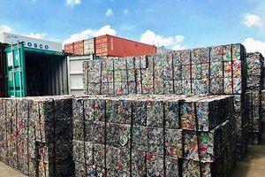 Doanh nghiệp 'hô biến' 5 container phế liệu thành gốm đất nung bị phát hiện