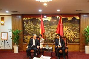 Đẩy mạnh hợp tác doanh nghiệp Việt - Trung trong bối cảnh mới