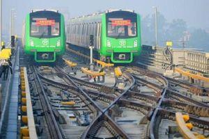 Bộ GTVT 'bất lực' trước tiến độ dự án đường sắt đô thị Cát Linh-Hà Đông