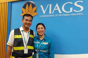 Để quên tài sản trị giá gần 1 tỷ đồng, một khách hàng được Vietnam Airlines trả lại