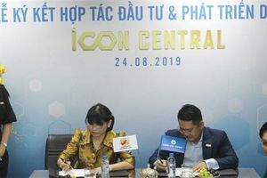 Danh Việt Group và Phú Hồng Thịnh hợp tác đầu tư dự án Icon Central