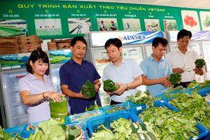 Lãnh đạo Trung ương Hội Nông dân Việt Nam về thăm, làm việc với Hội Nông dân tỉnh