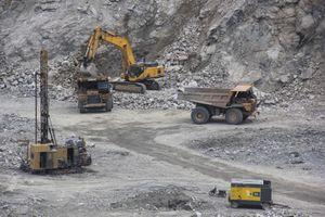 Chi nhánh Mỏ tuyển đồng Sin Quyền khai thác gần 1,2 triệu tấn quặng nguyên khai