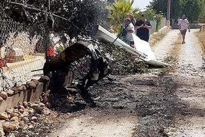 Trực thăng - máy bay đâm nhau trên đảo du lịch, không ai sống sót