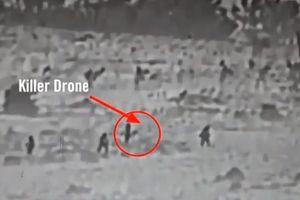 Israel tung video tố Iran sắp phóng máy bay không người lái 'sát thủ'