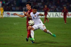 Sao Viettel gặp khó trong việc cạnh tranh vị trí ở ĐT Việt Nam