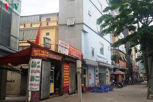 Hà Nội còn 168 trường hợp nhà 'siêu mỏng, siêu méo'