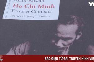 Pháp xuất bản sách mới về Chủ tịch Hồ Chí Minh
