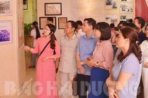 Trưng bày chuyên đề 'Hải Dương - 50 năm thực hiện Di chúc Chủ tịch Hồ Chí Minh'