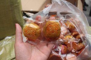Công an Hà Nội siết chặt an toàn thực phẩm dịp Tết Trung thu