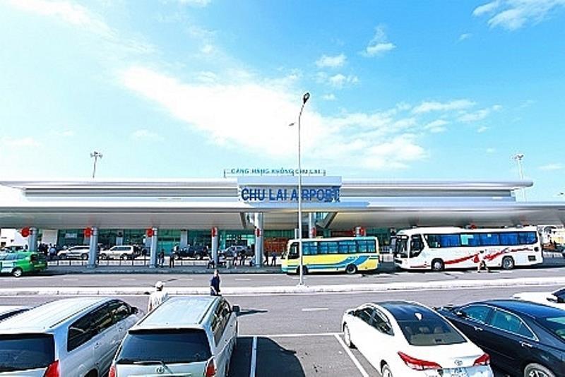 Điều chỉnh quy hoạch sân bay Chu Lai lên 5 triệu khách/năm