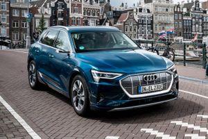 Audi E-Tron chạy xuyên 10 quốc gia trong 24 giờ