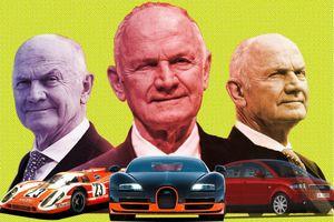 Người biến Volkswagen thành 'gã khổng lồ' vừa qua đời ở tuổi 82
