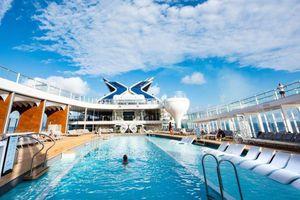 Siêu du thuyền mới tốt nhất thế giới, sức chứa hơn 4.200 người