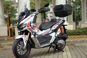 Chiêm ngưỡng Honda ADV 150 độ theo phong cách Touring