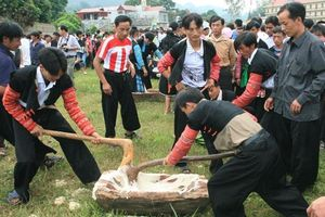 Ngày hội văn hóa các dân tộc huyện Mộc Châu dịp Tết Độc lập 2-9