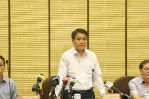 Chủ tịch Hà Nội: Ông Lê Đình Kình có mục đích xấu, nhằm trục lợi trên đất Đồng Tâm