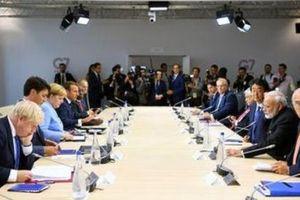 Nhóm G7 tài trợ 20 triệu đô để kiểm soát đám cháy rừng Amazon