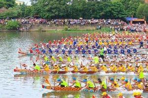 Quảng Bình: Lễ hội đua, bơi thuyền Lệ Thủy trở thành di sản văn hóa phi vật thể quốc gia