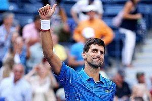 Novak Djokovic thắng nhẹ nhàng ngày ra quân tại US Open 2019