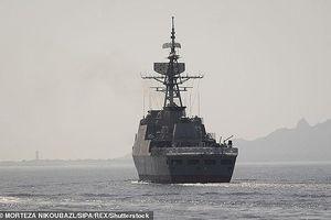 'Dằn mặt' Anh - Mỹ, Iran điều tàu khu trục và tàu sân bay đến Vịnh Aden