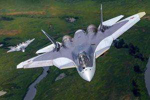 Trung Quốc để ngỏ khả năng mua siêu tiêm kích Su-57 Nga