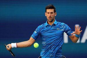 Djokovic khởi đầu thuận lợi ở US Open 2019